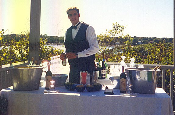 Steve Schroter, Head Bartender & Co-Owner