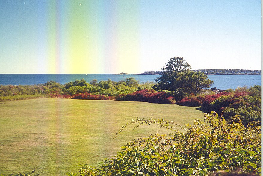 Cape Nedick Harbor as seen from Greystone Manor rear view